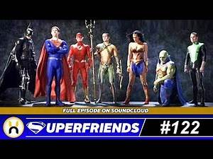 Justice League Mortal Team Revealed & What Could Have Been | Superfriends #122