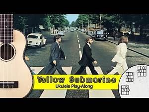 Yellow Submarine Ukulele Practice Companion