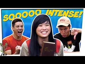The MOST INTENSE Game! | Salem ft. Yoshi Sudarso