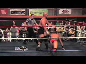 AAPW Collision EP 24 PT 4: NWA World's Heavyweight Champion Adam Pearce vs. Heath Hatton