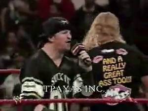 DX vs. Rock, Mankind, and Kane- 11.29.99 RAW