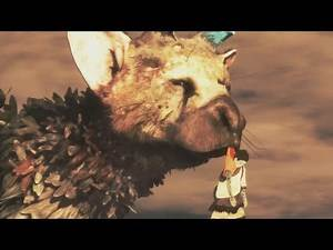 THE LAST GUARDIAN ENDING & Post Credits Ending