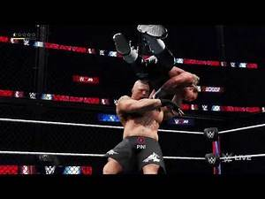 BROCK LESNAR VS DOLPH ZIGGLER - Super ShowDown [WWE 2k20/1080p]