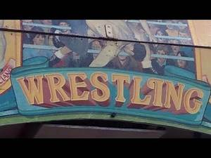 CHECK OUT THIS BRUTAL CATCH WRESTLING SUBMISSION HOLD | THE ALCATRAZ!!!!!!!
