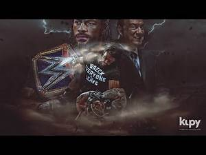 WWE The Island Roman Reigns New Theme Song 2020 Heel Roman Reigns Entrance Theme Remake Song