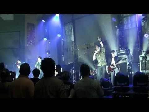 Anthem Lights - Can't Shut Up - God's Not Dead Tour in PA 2012