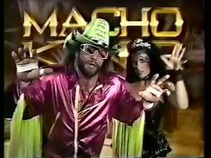 Macho King Randy Savage Promo on Ultimate Warrior (01-19-1991)