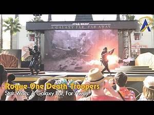 Rogue One Death Troopers added to Star Wars: A Galaxy Far, Far Away at Disney's Hollywood Studios