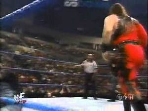 Dudley Boys vs Kane