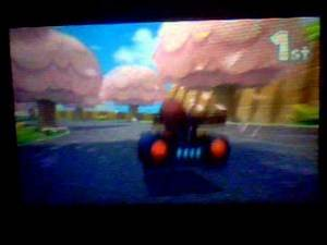 Mario Kart 7 - 150cc - Flower Cup