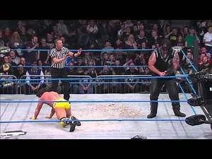 TNA ABYSS VS ERIC YOUNG