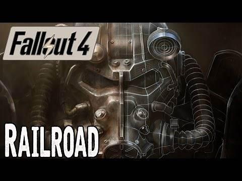 Fallout 4 Underground Railroad Location / Railroad Faction