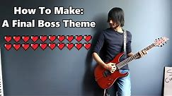 How To: Make a Final Boss Theme in 6 Minutes (Phase 2) || Shady Cicada