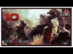 Let's Play God Of War With CohhCarnage (Hard Difficulty) - Episode 10