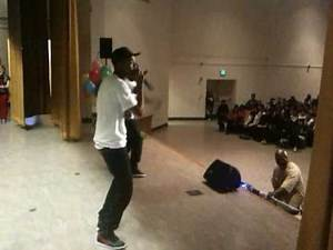 Cali Swag District-Performing @Bret Harte Middle School Oct 30,2009