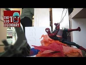 The Amazing Spider-Man 2 Ending (Rhino) Stop-Motion
