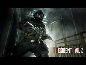 Resident Evil 2 (2019) OST - Looming Dread   The 4th Survivor