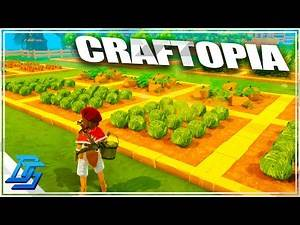 ZELDA ELEMENTS IN A SURVIVAL GAME? LETS DO THIS - Craftopia Gameplay - Part 1