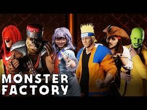 Monster Factory: Arby's True Nemesis is Revealed