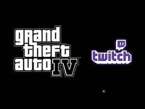 Twitch Livestream | GTA IV [Xbox 360] Free Mode #2
