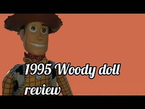 1995 Woody doll review