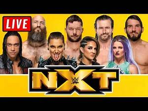 🔴 WWE NXT Live Stream September 8th 2020 - Watch Along Reactions - Cole vs Balor