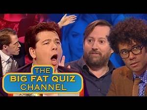 The Best Rants and Protests | Big Fat Quiz Of The Year