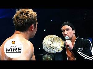 The Wire: April 6 IWGP Heavyweight Championship