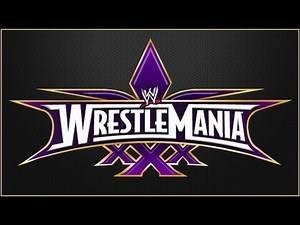 WWE - Wrestlemania 30 Matches (WWE 13)