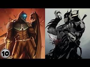 Top 10 Most Powerful Batman Villains