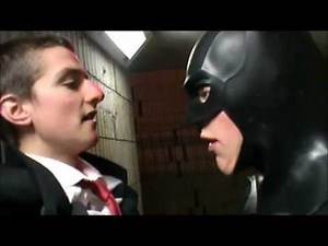 (Finding robin part 5) two-face vs the batman