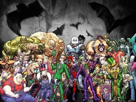 Ain't No Rest For The Wicked - Batman Rogues Gallery Fancast