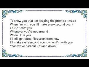 Faber Drive - When I'm With You Lyrics
