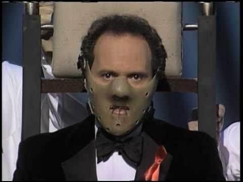 Billy Crystal's Hannibal Lecter Entrance: 1992 Oscars