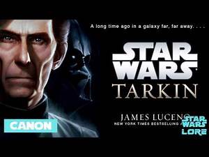Tarkin Book Review - Star Wars Lore