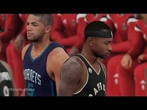 NBA 2K16 PS4 Play Now - Self Oop!