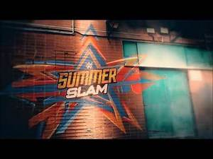 WWE SummerSlam 2017 Intro HD (WWE 2K19)