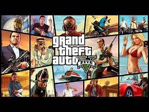 Grand Theft Auto 5: Story Walkthrough Part 2! (GTA 5 Story Mode)