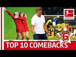 Top 10 Bundesliga Comebacks - Bundesliga 2017 Advent Calendar 6