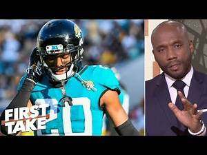 The Jaguars 'flat out quit' vs. Tennessee Titans - Louis Riddick   First Take