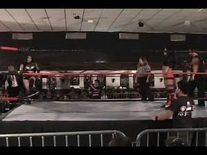 Santana Garrett vs. Angel Rose - 3/30/12