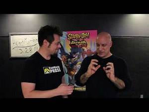 SCOOBY-DOO & BATMAN: THE BRAVE AND THE BOLD Premiere - Screenwriter Paul Giacoppo