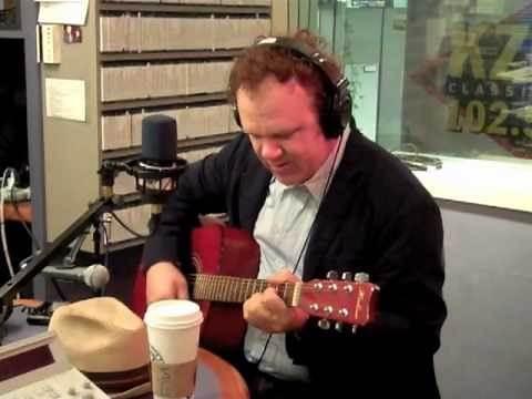 John C. Reilly Plays Guitar on The Bob Rivers Show