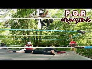 Bred For Disaster - P.O.R Wrestling (Episode 6)