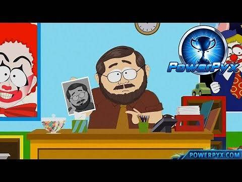 South Park The Fractured But Whole - All Headshot Locations - Scavenger Hunt: The Headshot Job