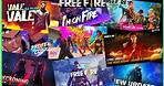Free Fire All Songs and Music with Name | 2017 To 2021 |