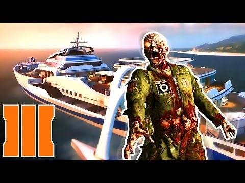 "BLACK OPS 3 ""HIJACKED"" ZOMBIES (BO2 Map Remake) IN BLACK OPS 3! Call of Duty BO3 Mod Gameplay"