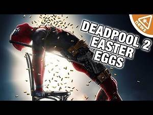 The 13 Best Deadpool 2 Easter Eggs You Missed! (Nerdist News w/ Jessica Chobot)