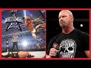 Stone Cold On 'The Epic' Shawn Michaels vs Undertaker Match @Wrestlemania 25