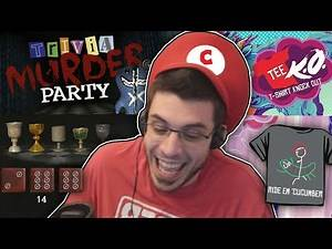 TRIVIA MURDER PARTY & TEE K.O. (Jackbox Party Pack 3)